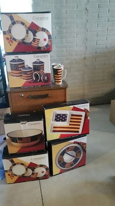 Americana coventry dishes