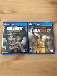 PS4 games  Homestead, 33035