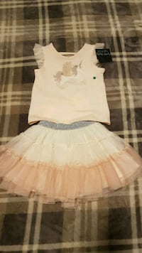 BRAND NEW WITH TAGS 12 MONTHS OUTFIT Brampton