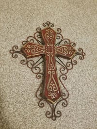 Decorative cross/ wall decor Riverview, 33578
