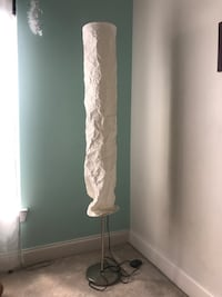 white and gray floor lamp Gaithersburg, 20878