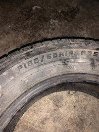 Two new tires  Sherwood Park, T8A 0A8