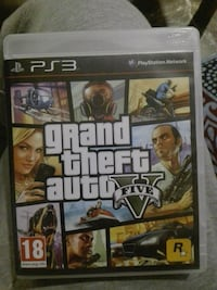 Custodia Grand Theft Auto Five per PS3 Pontassieve, 50065
