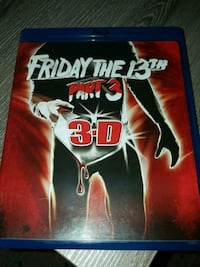 Friday the 13th Part 3 (3-D blu-ray) Gaithersburg