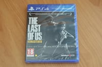 The Last of Us Remastered (Unopened) PS4 Ashburn, 20147