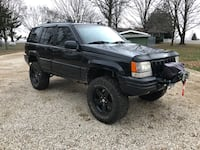 1998 Jeep Grand Cherokee LIMITED 4WD Plano