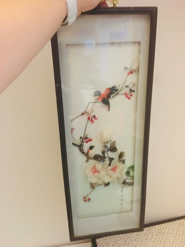 Asian shadowbox art d1c00b4e-afac-4d51-865b-a4117c037d79