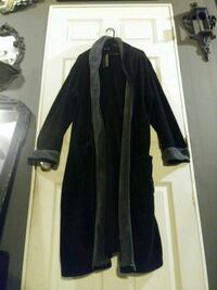 Men's Black & Gray Robe * Normal Wear $7 Lemon Grove, 91945
