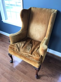 Wingback chair MIDDLETOWN