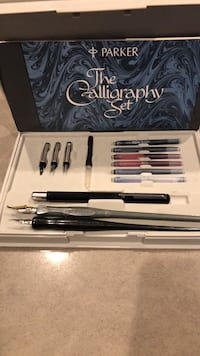 Calligraphy set and two extra pens Germantown, 20876