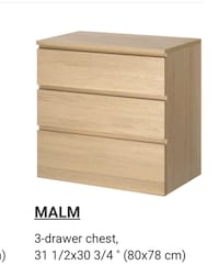 Chest of drawers 542 km