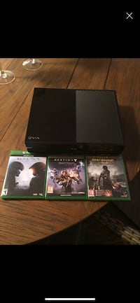 Xbox one 500gb Tyresö, 135 55