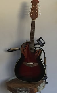 Ovation MCS148 Celebrity Acoustic - Electric Mando Somerset