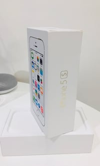 iPhone 5s EMPTY BOX only!  Toronto, M1S 3V6