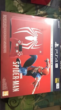 Ps4 Pro Spiderman Limited Edition Bayrampaşa, 34040
