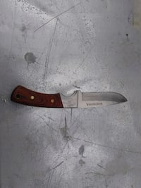 gray and brown folding knife Middletown, 45044