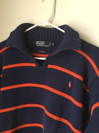 POLO By Ralph Lauren Men's Sweater NEVER COLD