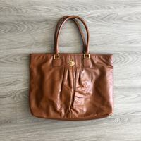 Tory Burch Saddle Brown Signature Tote Bag Purse San Francisco, 94103