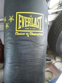 Everlast punching bag Manassas, 20109