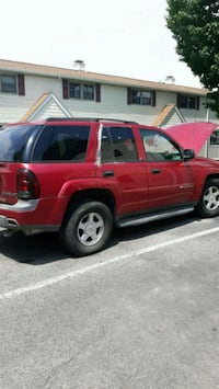 2003 Chevy TRAILBLAZER  Beaver Falls, 15010