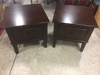 Pair of Ashley nightstands  South Daytona, 32119