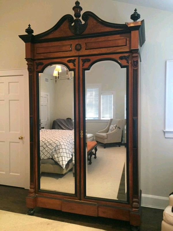 ~1890\'s French Antique Bedroom Set