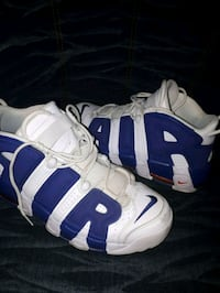 Nike Air Uptempo Knicks