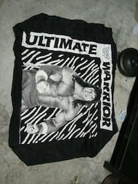 WWE Ultimate Warrior banner Las Vegas, 89110