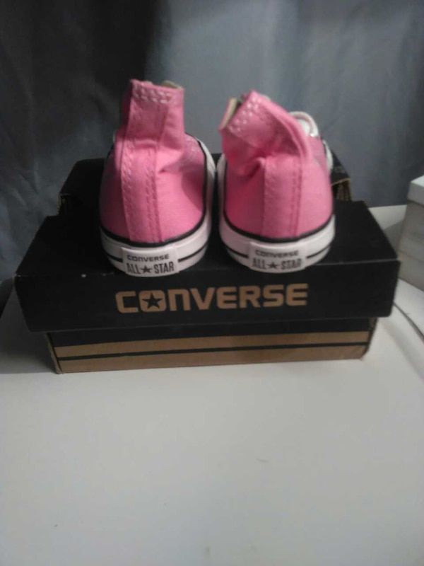 b493f3c01a92 Used pair of Converse infant size 5 trainers for sale in Birmingham ...