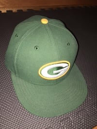 Green Bay Packers New Era Hat Size 7 New Toronto, M6M 2R6