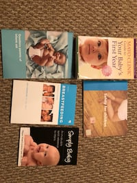 Assorted baby & patenting books Hilliard, 43026