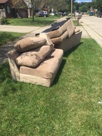 FREE sectional!! (Info in description)
