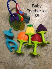 Teether Lot  Columbia, 21046