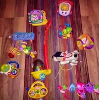 BABY TOY LOT ..ALL IN WORKING CONDITION  St. Catharines