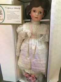 Porcelain doll in pink dress Columbia, 21044