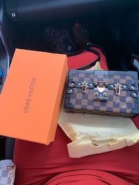 LV Cross Purse Dallas