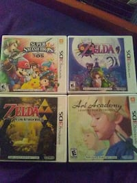 3DS games Independence, 64055