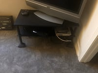 Black TV stand Murrieta, 92563
