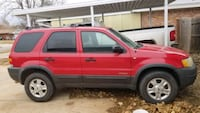 2003 Ford Escape Limited 4x4 Oklahoma City