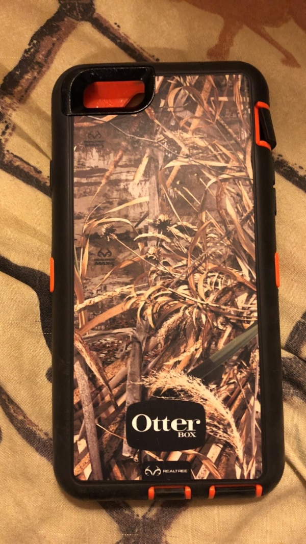 sports shoes d853e b3a33 Camo otterbox for iPhone 6 and 6s