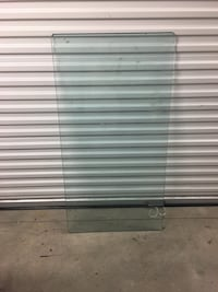 Tempered glass 4ft long X 2.5ft wide Alexandria, 22309