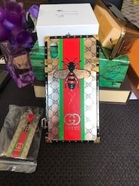 Iphone xs max & iphone xr case cover brand new Gucci-01 Mississauga, L5L 2P5