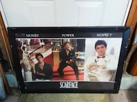 Large Scarface picture 38x26 Colonial Heights, 23834