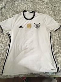 National German soccer jersey bought for 80$ Montréal, H4C