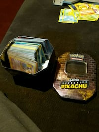 Legendary and Mythical Pokemon Cards Howell, 48855