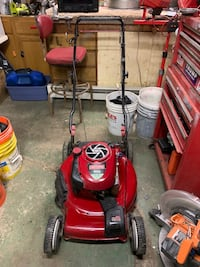 Briggs and stratton craftsman mower self propelled