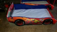 Lightning McQueen bed frame Redford Charter Township, 48240