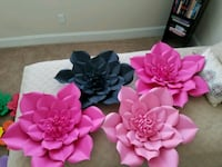 Paper flowers made to order Missouri City, 77489