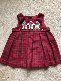 Youth dress-Size 12mo Rockville, 20853