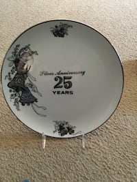 Collectible Plates Ayer, 01432